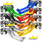 For KTM 250 SX/SX-F/ XC / EXC/F/ Sixdays Pivot Dirt Bike Brake Clutch Levers CNC