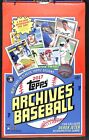 2017 Topps Archives Baseball Sealed Hobby Box