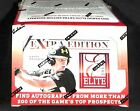 2013 Panini Elite Extra Edition Sealed Hobby Box
