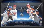 2013 Bowman Sterling Baseball Sealed Hobby Box