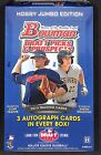 2013 Bowman Draft Baseball Jumbo Sealed Hobby Box