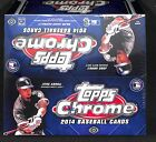 2014 Topps Chrome Baseball Jumbo Sealed Hobby Box