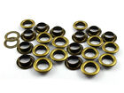 3165mm Hole Grommets Eyelets With Washers Avail. 4 Colors Diy Leather Canvas