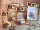 Lot 4 New 7 GYPSIES Gypsy Hardware For Scrapbooking Jewelry Journal Mixed Media