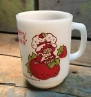 STRAWBERRY SHORTCAKE Anchor Hocking Mug Coffee Cup Circa 1980