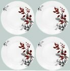 NEW! Set of 4 Corelle KYOTO LEAVES 8 1/2