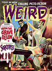 WEIRD Magazine 65 Bold Issues DVD ROM Eeire Publications Gooriden Picto Fiction