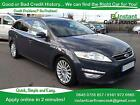 Ford Mondeo 16TD  115ps   s s  201275 GOOD BAD CREDIT CAR FINANCE