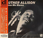 LUTHER ALLISON Love Me Mama PCD-23674 CD JAPAN 2005 NEW