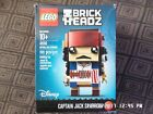 LEGO Disney BrickHeadz - Captain Jack Sparrow - 41593 - New, Sealed