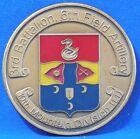 3rd Battalion 6th Field Artillery 10th Mountain Division 3-6 FAR Challenge Coin