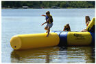 Inflatable Water Log Blow Up Tube Commercial Kid Lake Swimming Pool Warranty New