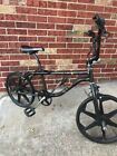 1990 GT PERFORMER GT Mags 91 OLd School Freestyle Bmx Black
