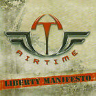 AIRTIME Liberty Manifesto MICP-10703 CD JAPAN 2008 NEW