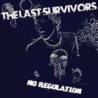 THE LAST SURVIVORS No Regulation MFR1 CD JAPAN 2015 NEW
