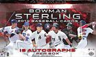 2014 Bowman Sterling Baseball Sealed Hobby Box
