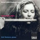 Great 20th Century Flute Music (Oien Botnen) [CD]