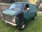 1977 Chevrolet G20 Van  1977 below $2600 dollars