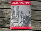 Old Knitting PATTERNS matching Hats Gloves Mittens Stockings Socks Beanies 1940s