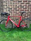 BMC Team Machine SLR03 Carbon bike Red  White Size 57 2016 bought for 1300