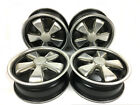 Genuine Porsche Fuchs 14 x 5 1 2 Wheel Set w Matching Date Stamps OG Caps