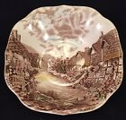 Johnson Bros Olde English Countryside Square Cereal Bowl 6