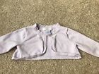 Play Condition Janie and Jack Girls 3 6 Months PRETTY POSIES Cardigan