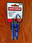 CRAFTSMAN 10 IN 1 MINI MULTI TOOL MANY COLORS AVAILABLE