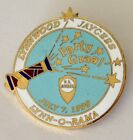 Lynnwood Jaycee Party Graa 1990 Lynn-O-Rama Pin Badge Rare Vintage (N22)