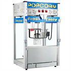 Commercial Popcorn Popper Kettle Pop Corn Machine Bar Theater Concessions Style