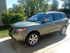 2008 Hyundai Santa Fe SE for $10500 dollars