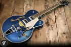 Gretsch G5420T Electromatic Hollowbody Electric Guitar in Fairlane Blue