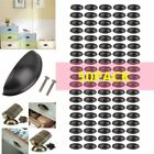 50X Cabinet Pull Handle Oil Rubbed Bronze Kitchen Drawer Hardware Zinc Alloy MY