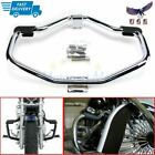 Front Crash Bar Engine Guard For Harley Sportster Iron SuperLow XL883L XL1200 US