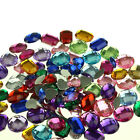 Pack of 120 Large Acrylic Jewels Gems for Kids Collage  Card Crafts Making