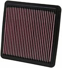 K&N 33-2304 High Performance Replacement Air Filter for 2003-2017 Subaru 1.5L...