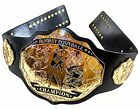 Fantasy Football Championship Belt Trophy - Spike Black Gold