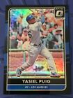 Yasiel Puig Signs Autograph Deal with Panini, Slated to Appear at 2013 National 9