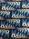 Lularoe Disney Minnie Mouse Black Blue TC Leggings HTF TC482