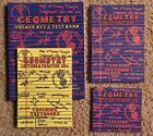 Geometry A Teaching Textbook 4 piece Set by Greg Sabouri