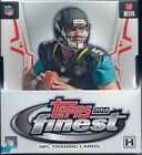 2014 TOPPS FINEST FOOTBALL FACTORY SEALED HOBBY BOX- CARR, BORTLES, EVANS RC?