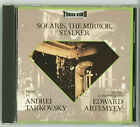Andrei Tarkovsky E Artemyev SOLARIS THE MIRROR STALKER EVA 2021 CD JAPAN s5147