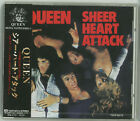 QUEEN Sheer heart attack CD JAPAN NEW SEALED '94 Freddue Mercury TOCP-8273 s5477