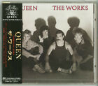 QUEEN The Works CD JAPAN Freddie Mercury 1994 NEW SEALED TOCP-8281 s5484