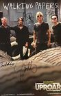 Guns N Roses Signed Mini Poster Duff Autograph Mini Poster Walking Papers Proof