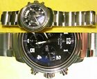 BLANCPAIN mens Leman Flyback Chronograph w/ case - newly overhauled + refinished