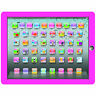 Blue Children Tablet Play Toy First iPad Learning Mode Educational Game Kids New