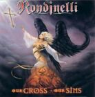 RONDINELLI Our Cross Our Sins +1 CD JAPAN Black Sabbath Badlands KICP-898 s5552