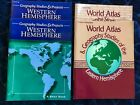 A Beka Geography Studies Eastern  Western Hemisphere Student Book  Teacher Key