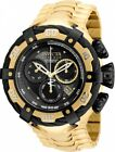 Invicta Reserve Thunderbolt 21360 Men's 18K Gold Plated Swiss Chronograph Watch